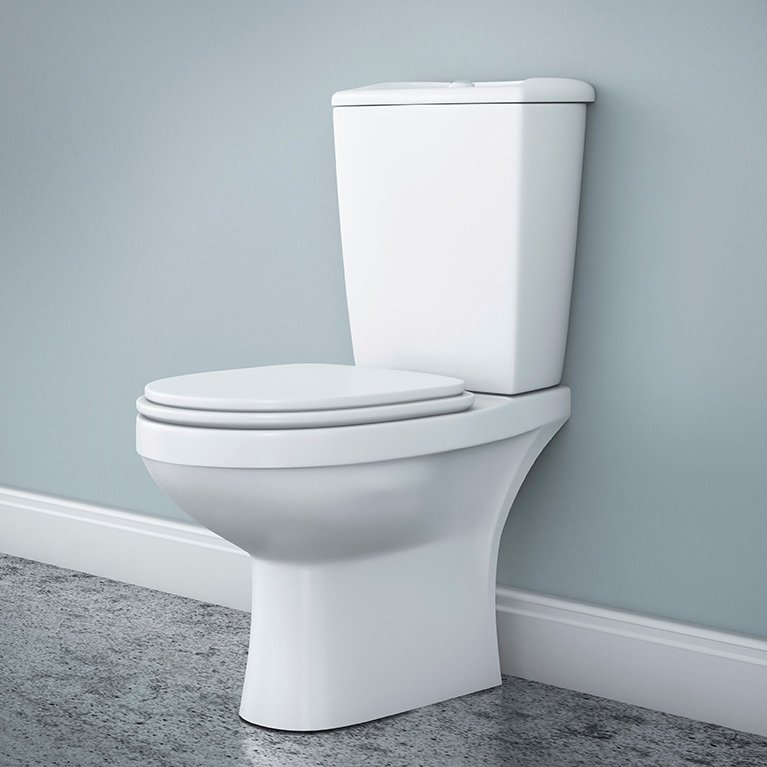 A blocked toilet in need of our services in Willetton