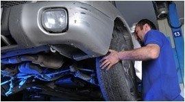 Riparazione gomme automobile