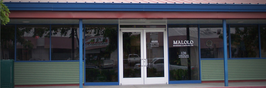 Office of Malolo Beverages & Supplies in Honolulu, HI