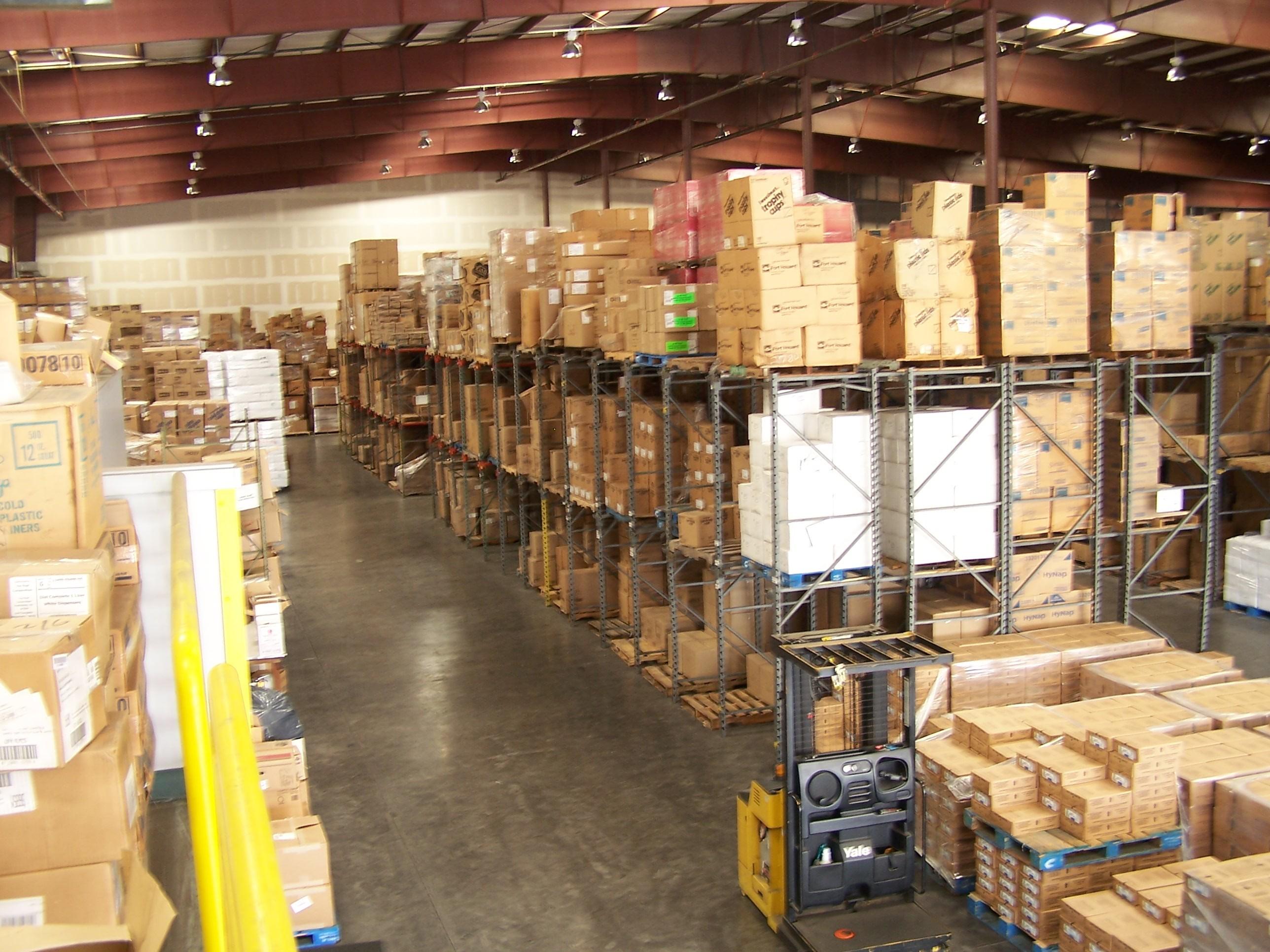Distribution center for beverages in Honolulu, HI