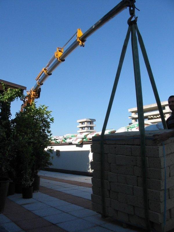 Mezzi avanzati per creazioni terrazzi