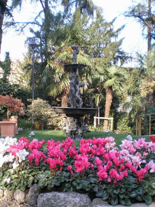 Fiori giardini privati
