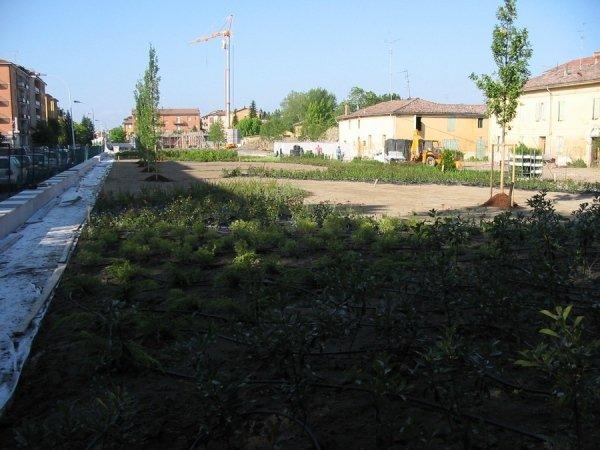 Creazioni zone verdi pubbliche
