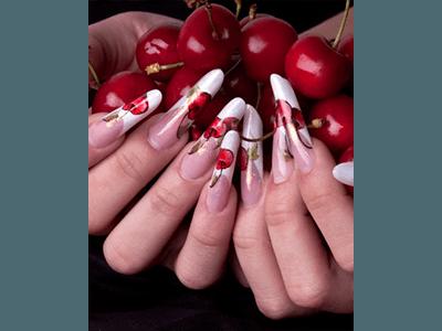 creazione decori unghie ge