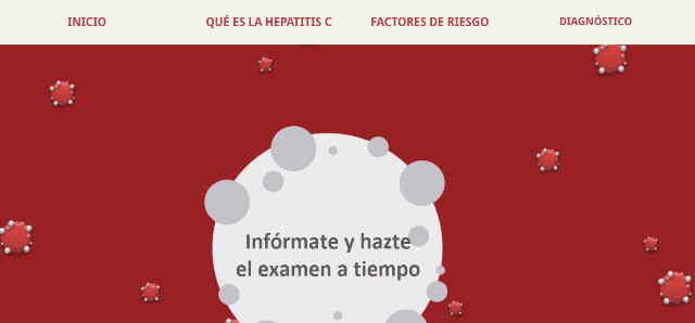 WSI sitio web Hepatitis C