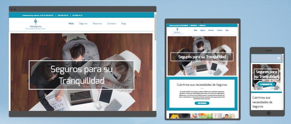 diseño sitios web seguros