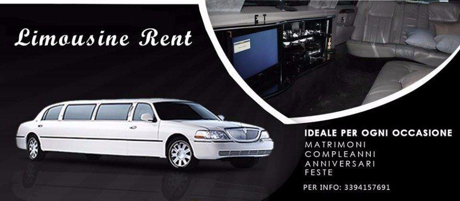 Noleggio di limousine