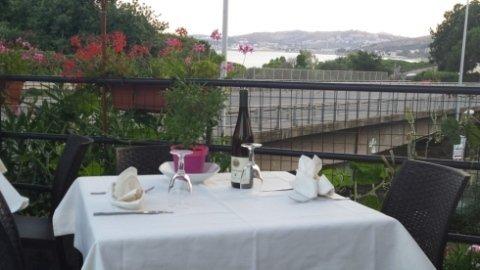 ristorante vicino il mare
