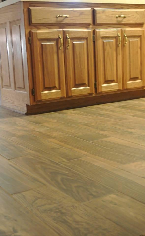 Laminate floor in Lincoln, NE