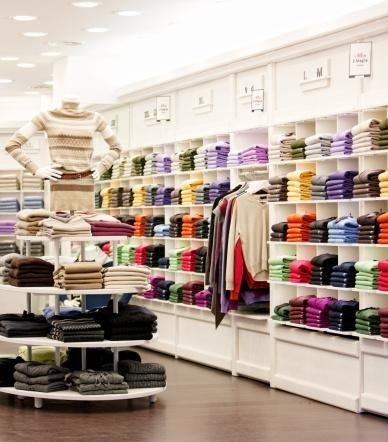 settore abbigliamento