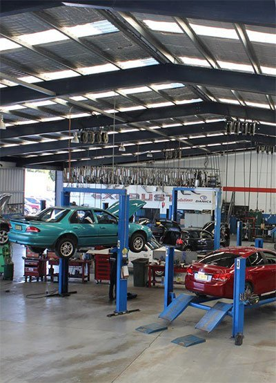 danics auto servicing workshop