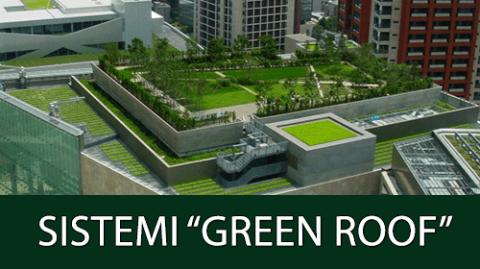 SISTEMI GREEN ROOF