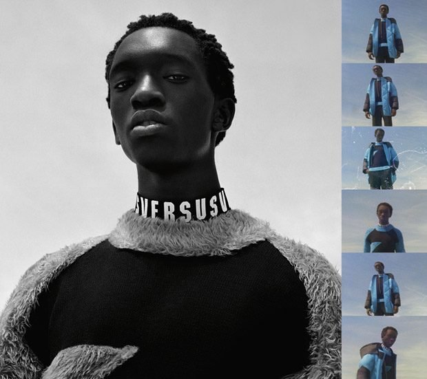 Versus Versace Enlist Young Creatives For It s Fall Winter 2018 Ad ... 85ade8414