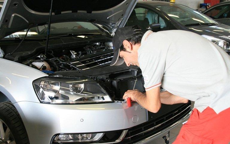 riparazione veicoli incidentati
