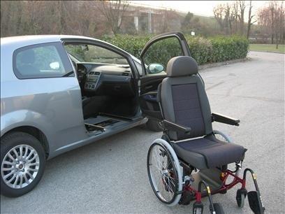 accessi per disabili auto