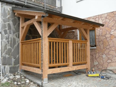 rimesse per la legna