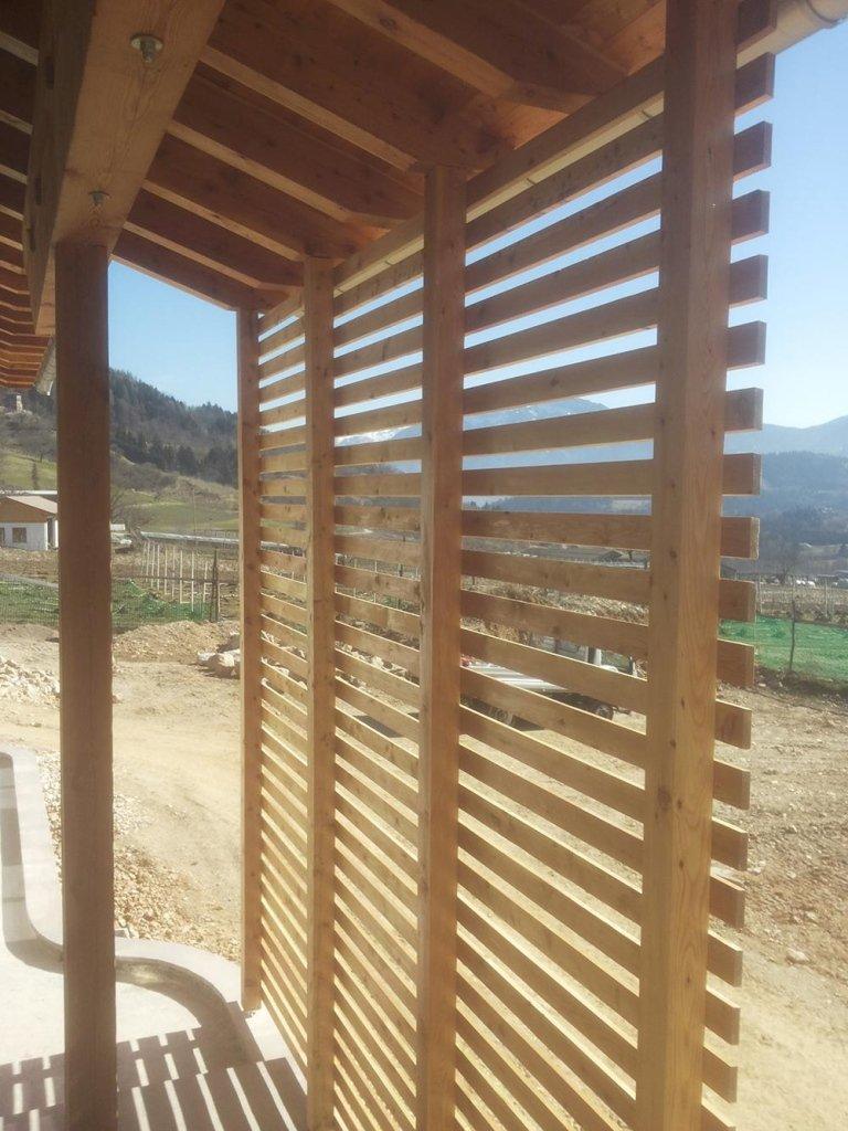 Strutture in legno - lattonerie