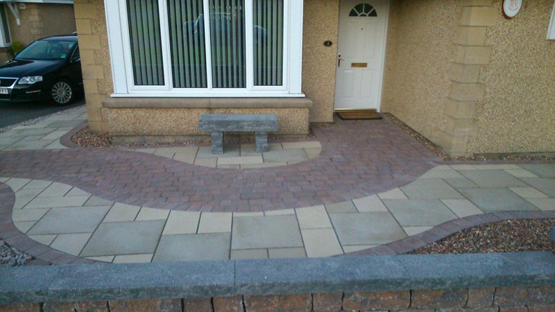 sturdy patios laying