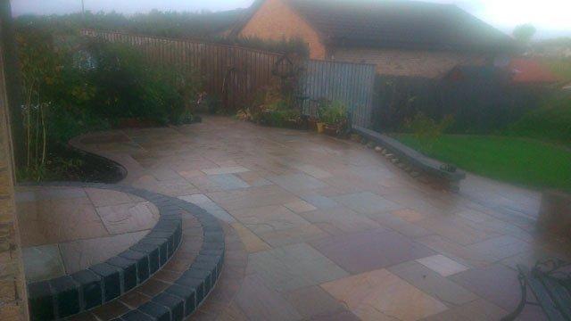 domestic patios