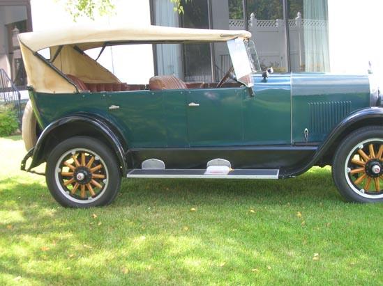 1925 Maxwell Vintage Automobile