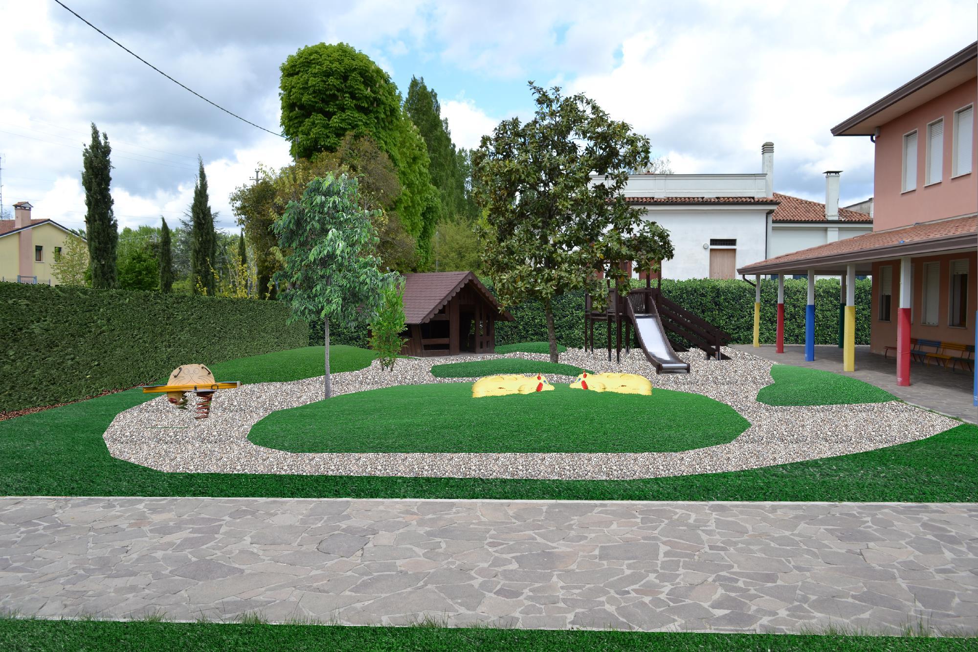 progetto area giochi