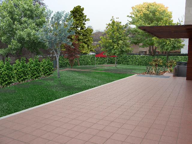 progettazione giardino in 3d
