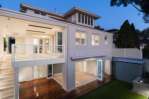 An example of what an architect in Surry Hills can do for you