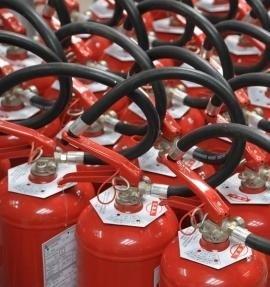 produzione estintori incendio