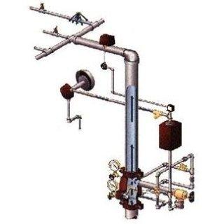 Impianti Sprinkler a bassa pressione