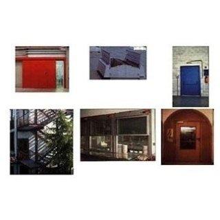 Porte tagliafuoco e scale antincendio