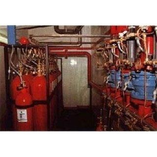 Impianti a gas inerte ad alta pressione