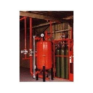 Impianti a gas inerte a bassa pressione