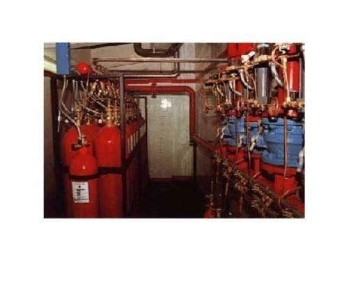impianti antincendio naf