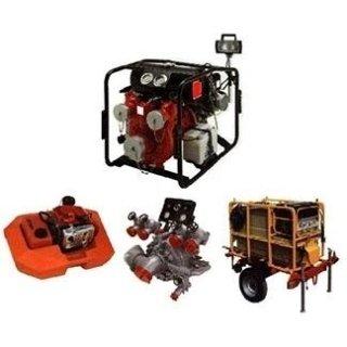Motopompe antincendio