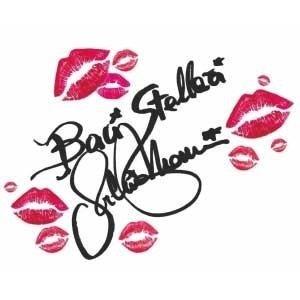 logo baci stellati è un autografo