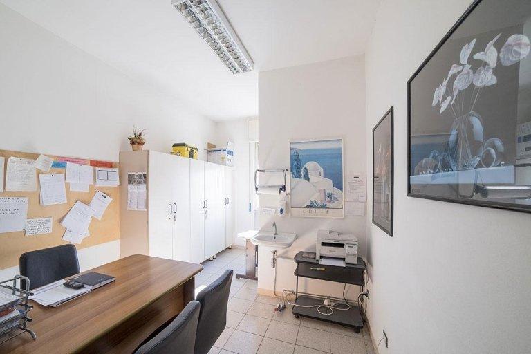 Casa Riposo SANATRIX ufficio per assistenza con arredamenti