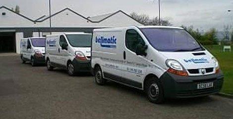 bellmatic mobile vans
