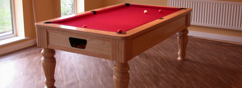 Pool Tables And Billiards Tables In Glasgow - Expert pool table repair