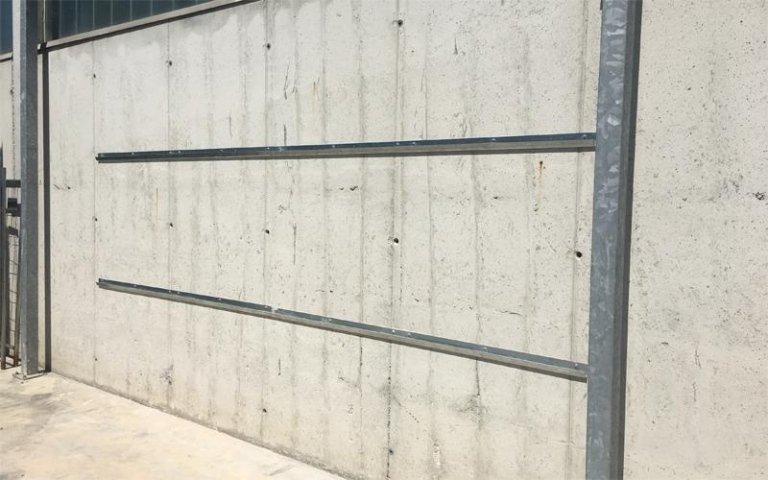barre per gabbioni metallici