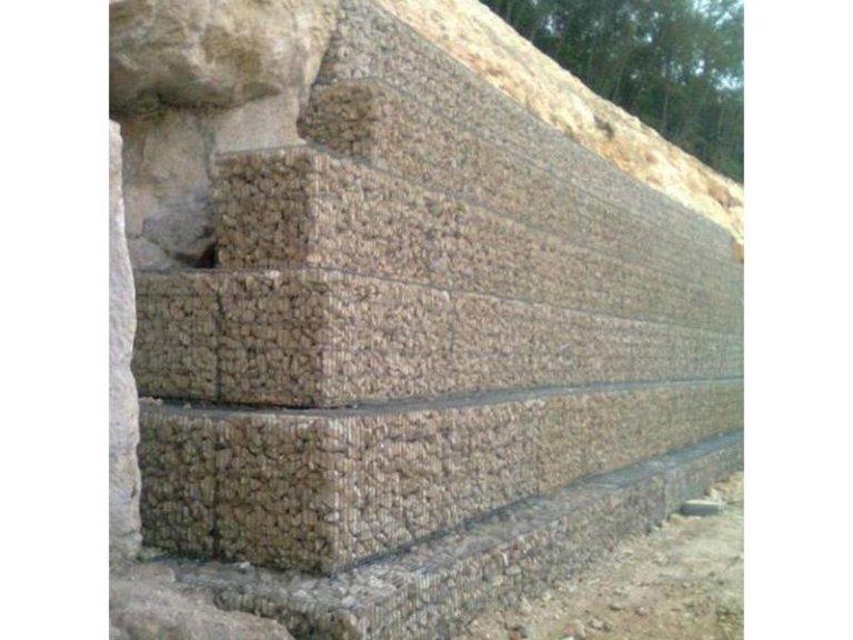 particolare muro vicenza