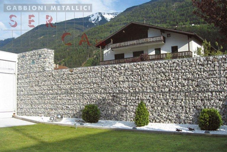 Gabbioni Metallici - Brescia - SER.CA.