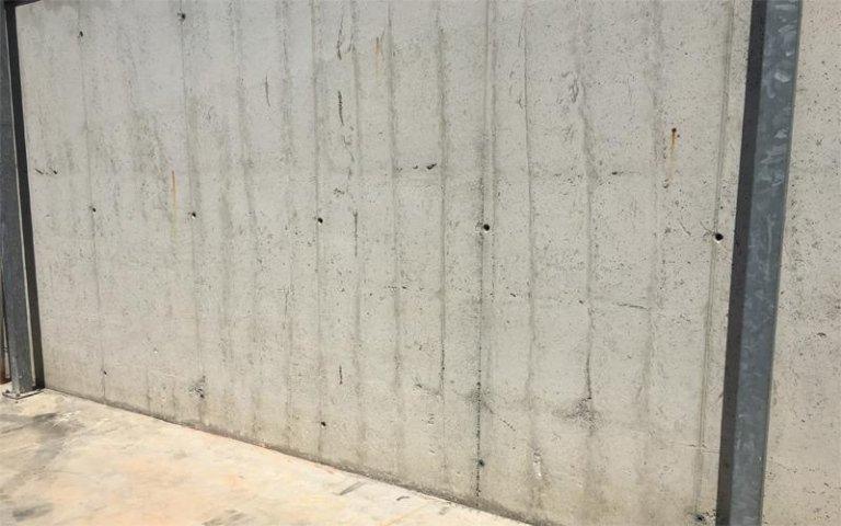 parete cemento