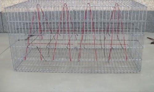reti metalliche per armature edili