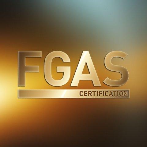 certificazione F-Gas