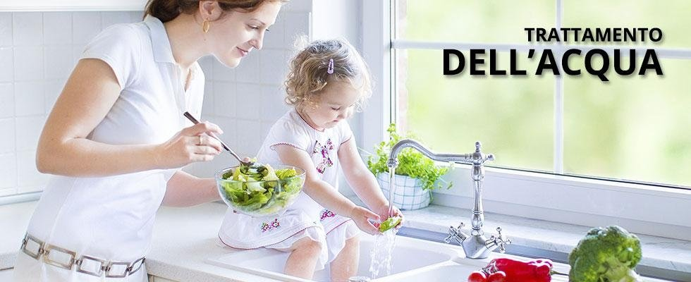 Sistemi di trattamento delle acque