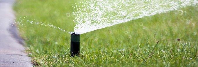 impianti di irrigazione per prati e giardini