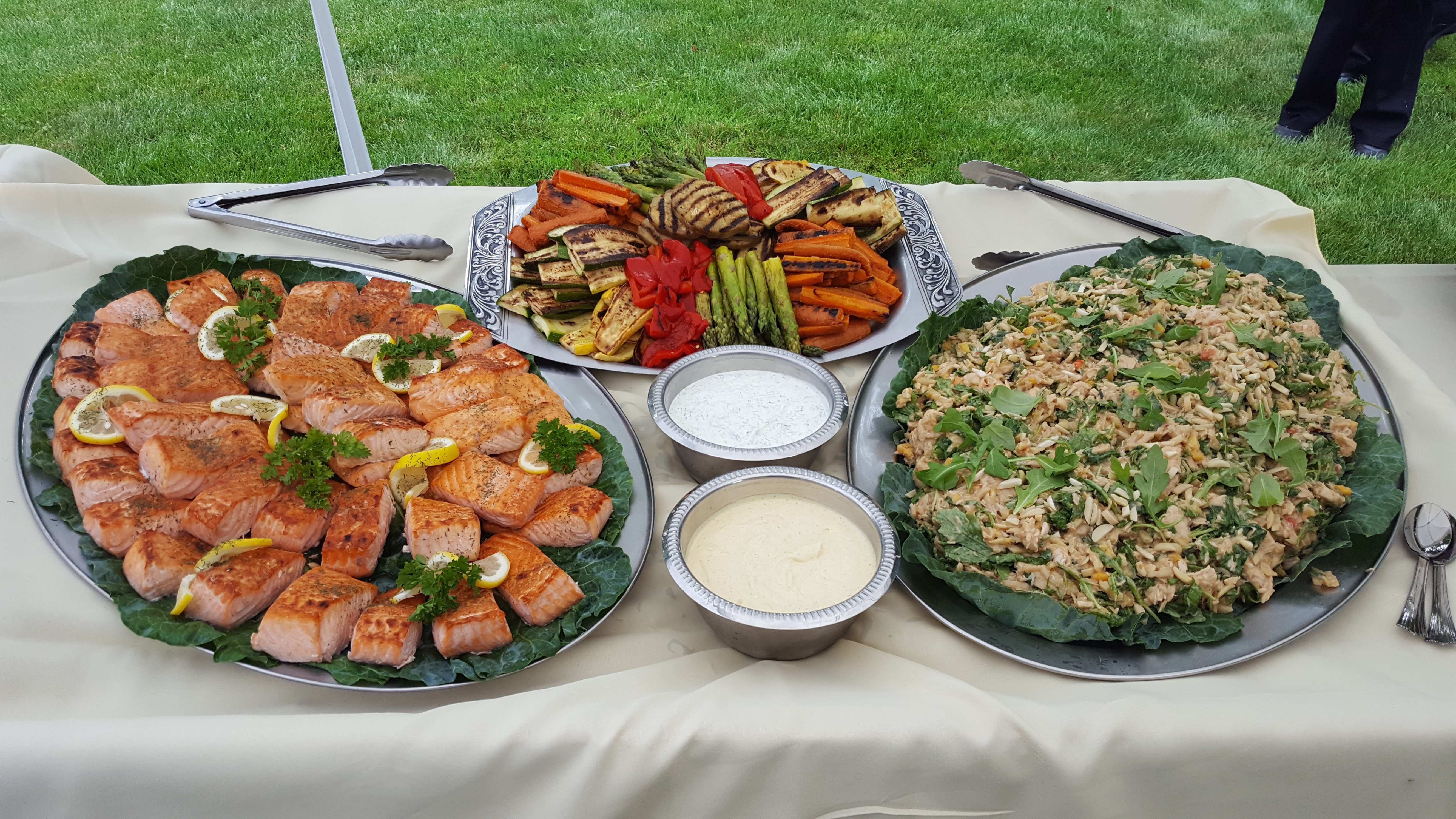 Corporate BBQ Catering White Plains, NY