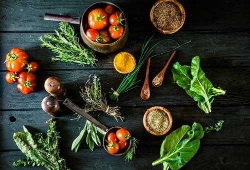 cucina macrobiotica vegana a Prato