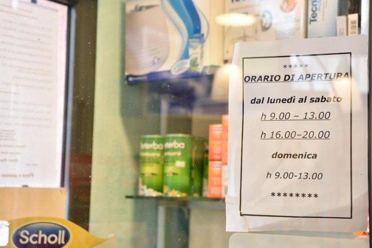 omeopatia reparto cosmetici