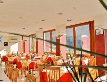 sala ristorante grande hotel rezia